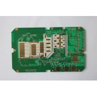 Hybrid Material Multilayer PCB Rogers PCB Board RF Wireless Audio 1.6MM Board
