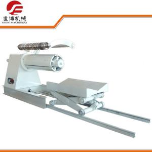 China Full Automatic Recoiler / Sheet Metal Slitter Machine For Steel Sheet Recoiling on sale