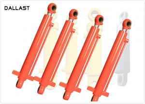 China Farm Hydraulic Cylinders for Agricultural Farm Truck , Double Acting Hydraulic Cylinder on sale