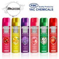 Long Lasting Fragrance Dry Aerosol Air freshener Spray with Liac, Lily, Rose Smell