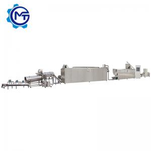 China Stainless steel dog /fish food equipment poultry food making machine pet feed meal machinery on sale