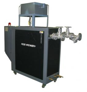 China 温度調整の単位、オイルの熱い媒体、アーク炉/ボーリング機械に適用される120KW暖房力を形成して下さい on sale