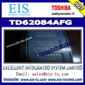 China TD62084AFG - TOSHIBA - 8ch Darlington Sink Driver - Email: sales009@eis-ic.com on sale