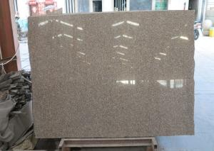 China Royal Pink Granite Stone Slabs For Indoor And Outdoor Project Heat Insulation on sale