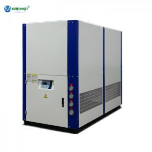 China Factory Direct Powerful 30Hp Water Cooled Scroll Commercial Water Chiller on sale