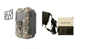 China Cloud Technology 2.0 LCD 3G Wireless Hunting Cameras With Internet / Mobile APP 720P on sale