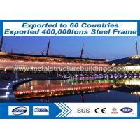 China Custom Steel Frame Structure Formed Steel Buildings Az Custom Made Sale To UAE on sale