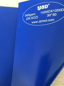 China Good Selling Cheap PVC Coated Nylon Woven Tarpaulin on sale