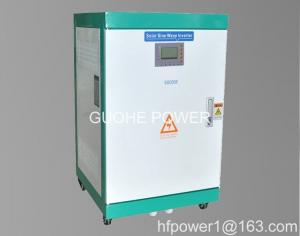 China Off grid inverter, low frequency pure sine wave inverter, capacity 5kw on sale