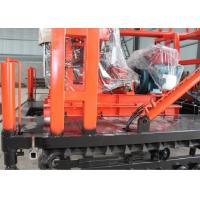 Hgih Performance Crawler Mounted Drill Rig For Water Well Drilling