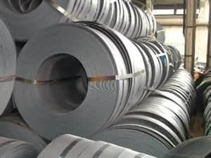 China Q195 Q215 Hot Rolled corrugated galvanized Steel sheet Strip for metal stamping parts on sale