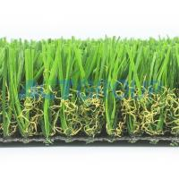 China Waterproof Artificial Putting Green Turf , Outdoor Fake Grass Good Water Permeability on sale