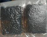 Silvery Black Selenium Se Granules / Granular For Glass Making 40 Mesh