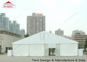 China Dip Galvanized Aluminum Frame Industrial Storage Tents / Shelters on sale