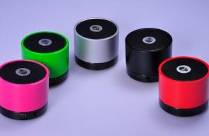 China Cheapest Mini Portable Hands-free Wireless Stereo Bluetooth Speaker iPhone iPad Samsung on sale