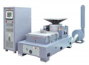 China Electrodynamic Vibration Test Systems Large Displacement Vertical Or Horizontal Operation on sale