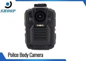 China CMOS Sensor Police Body Worn Video Camera 33M Photo Size Full HD 1296P Resolution on sale