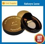 lente de fisheye 0.6X de 82mm 180 graus