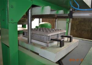 China High Efficiency Paper Egg Tray Making Machine Computer Controlled CE  ISO on sale