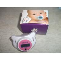 Digital  LCD Pacifier Thermometer Easy For Infant Temperature Test AH-BY01 Nipple Thermometer
