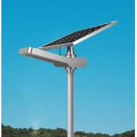 Intelligent Integrated Solar LED Garden Street Light with Motion Sensor