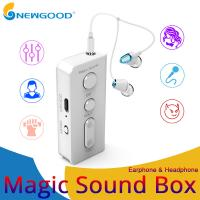 China Sound Voice Changer Magic Box Earphone Headphone for Live Show Youtube Facebook Ins Whatsapp We Chat Net Celebrity on sale