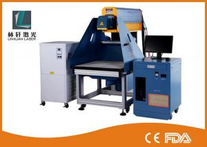 China USA Synrad Laser CO2 Laser Marking Machine For Ceramic Sanitary Wares on sale