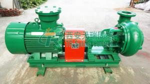 Quality Green Mechanical Seal Centrifugal Mud Pump No - Adjustment API / ISO Approval for sale