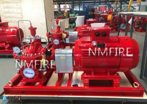 China CNP NM Fire Water Jockey Pump , High Speed Fire Water Pump Package on sale