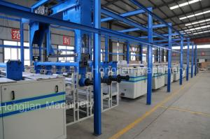 China Fully Automatic Electroplating Line for Gravure Cylinder Making Plating Line Nickel Copper Chrome Plating Machine Plant on sale