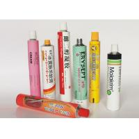 China Soft Empty Toothpaste Tubes?, Colorful  Hand Cream Empty Aluminum Tubes on sale