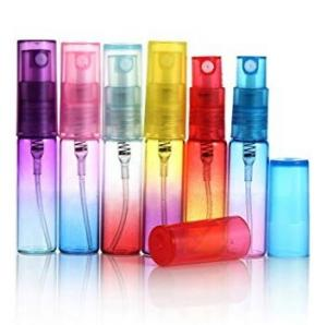 China Popular Glass Tube Bottles , Empty Refillable Perfume Bottles 2ml 3ml 5ml 8ml 10ml 15ml 30ml on sale