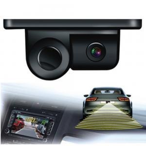China 2 In 1 Car Wired Reversing Camera With Parking Radar Sensor CE FCC Certificate on sale