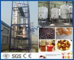 Linha de processamento do suco de fruto da indústria da trasformação de frutos para o suco/suco de laranja da data