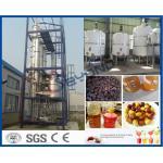 Línea de transformación del zumo de fruta de la industria de transformación de fruta para el jugo de la fecha/el zumo de naranja