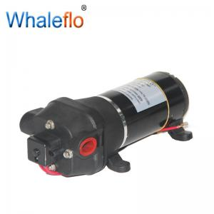China Whaleflo Professional high flow flojet 17LPM 40 PSI 12V small electric water pump on sale