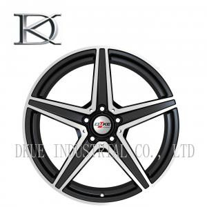 China Big Size 20 Mercedes Replica Wheels , OEM Mercedes Replica Alloy Wheels on sale