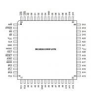 Integrated Circuit Chip Real-Time Clock plus RAM with Serial Interface MC68000L8 MOTOROLA  TO