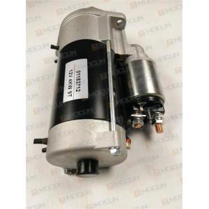 China DEUTZ Excavator Engine Parts 12V 4KW Automobile Starter Motor 9kg 1183712 on sale