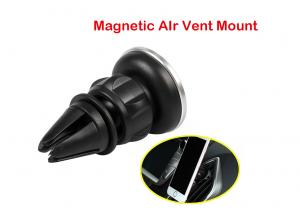 China Air Vent Magnetic Windshield Mount Phone Holder 98*65*50mm For 4-6 Inch Cell Phone on sale