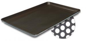 China Teflon Coating Perforated Aluminium Baking Tray , Non Stick Baking Tray on sale