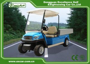 China 5kw Hotel Electric Golf Cart 350A USA Curties , Mini Electric Truck on sale