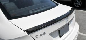 China Mercedes W204 C Class AMG Style Trunk Spoiler on sale
