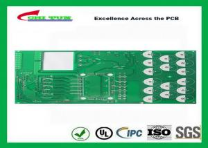 China 2OZ Copper RoHS 2 Layer PCB Double Sided Circuit Board FR4 2.0MM on sale