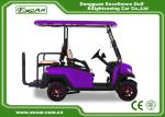 4 Wheel Fuel Type Battery Operated Golf Cart 350Ah 3700w CE Certificated