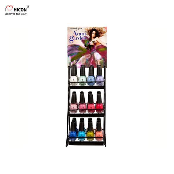 Custom Counter Display Racks Wire Polish Promotion Makeup Cosmetic ...