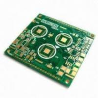Customized Immersion Gold Multilayer PCB with Green Solder Mask