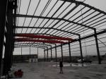 High quality steel structure warehouse