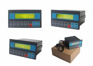China High Frequency Sampling Belt Scale Controller With Anti Vibration Filter For Belt Weigher on sale
