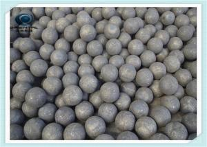 China Grinding Media Steel Balls for Cement plant on sale